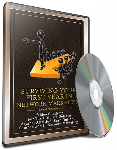 Surviving your first year in Network Marketing