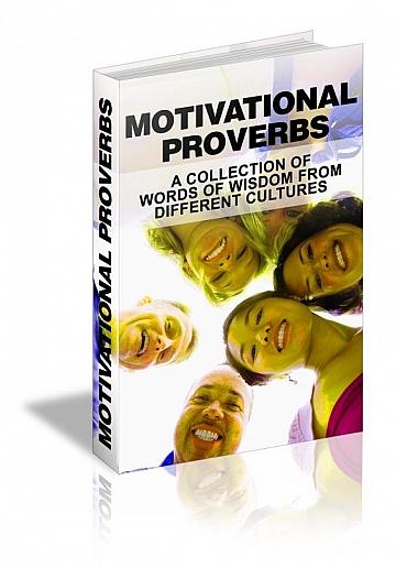 Motivational Proverbs