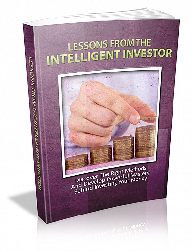 Lessons From Intelligent investor