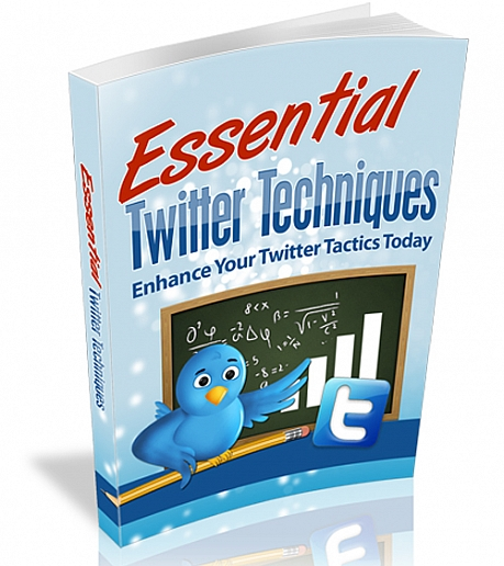 Essential Twitter Techniques