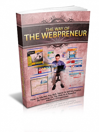 The Webpreneur