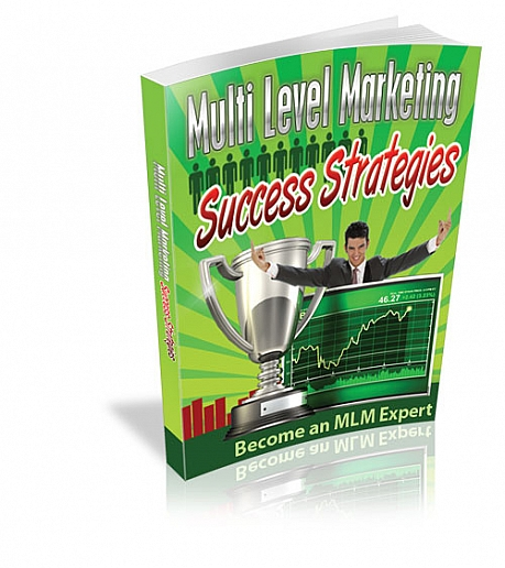 Mult Level Marketing Success Strategies