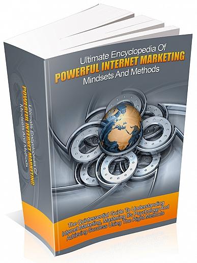 Ultimate Encylclopedia Powerful Marketing