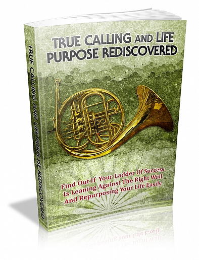 True Calling and life purpose discovered