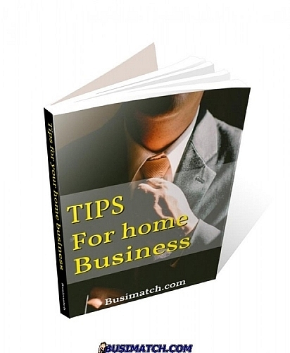 Tips for home business
